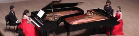 Piano Duo P-Rhythm